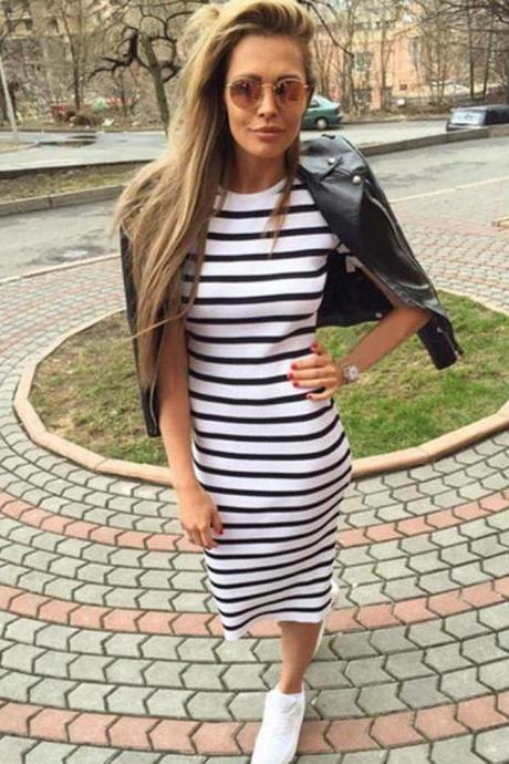 2018 Summer Fashion Dress Summer