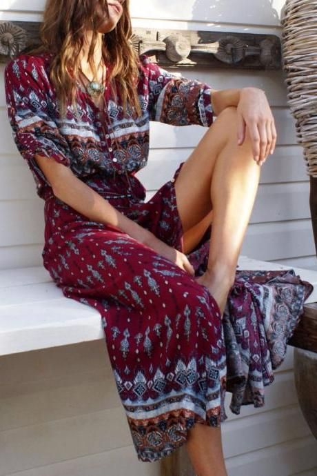 Women Long Maxi Dresses